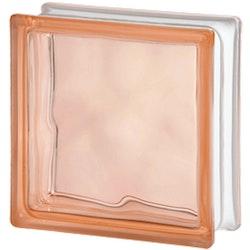 Glasbetong Glasblock Molndekor Rosa 10 st