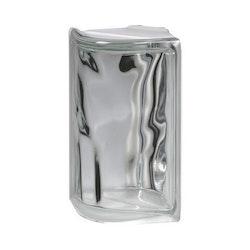 Glasbetong Glasblock Molndekor Hörn 90gr Ofärgad 10 st