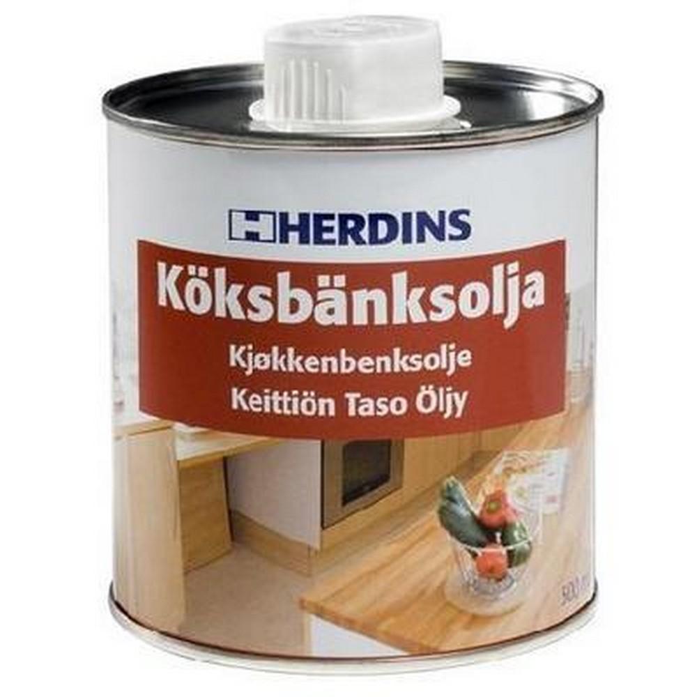 Herdins Köksbänksolja 500 ml