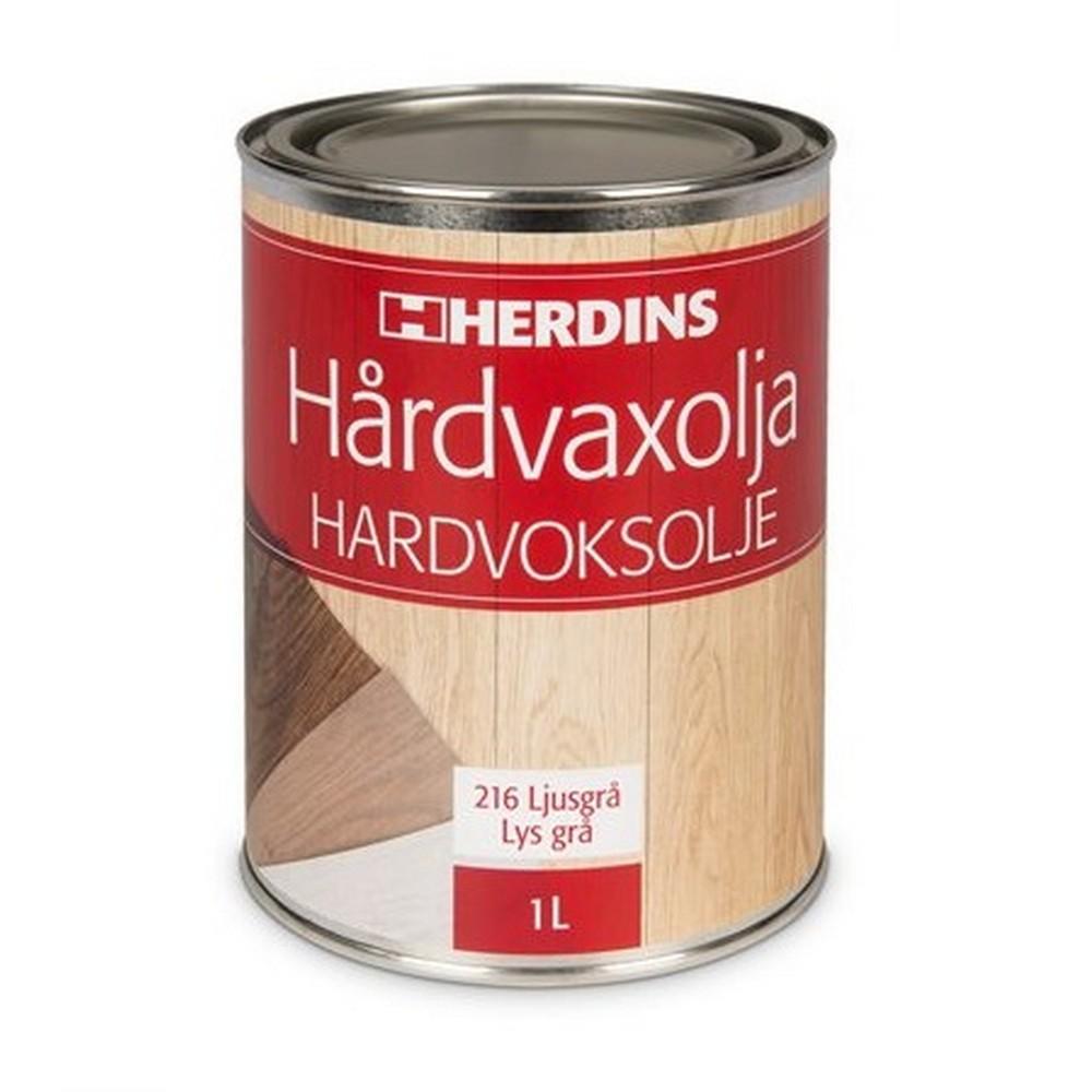 Herdins Hårdvaxolja Pigmenterad