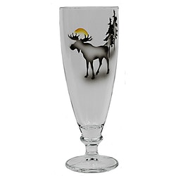 Nybro Crystal Ölglas Älg 2-pack