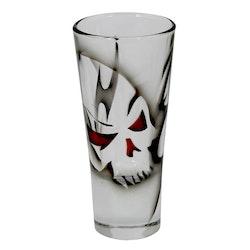 Nybro Crystal Shotglas Dödskalle 2-pack