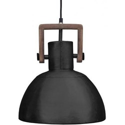 PR Home Taklampa Ashby Single Pale Black Zink
