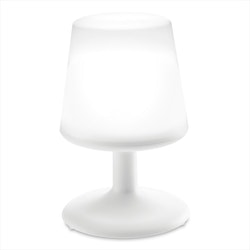 Koziol Uppladdningsbar LED-lampa Light To Go Vit