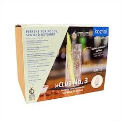 Koziol Longdrinkglas Club No.3 6-pack