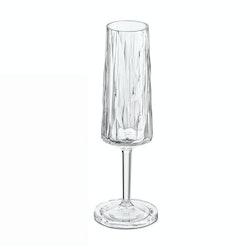 Koziol Champagneglas Club No.14 6-pack