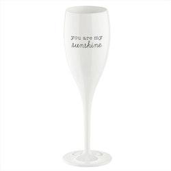 Koziol Champagneglas Sunshine 6-pack
