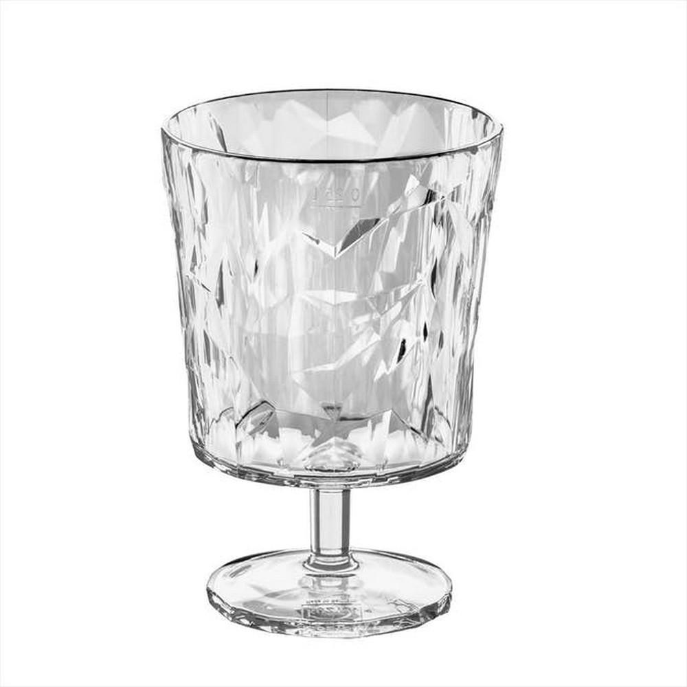 Koziol Gobletglas Club S Crystal Clear 8-pack
