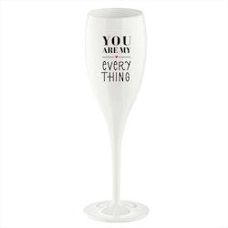 Koziol Champagneglas Everything 6-pack
