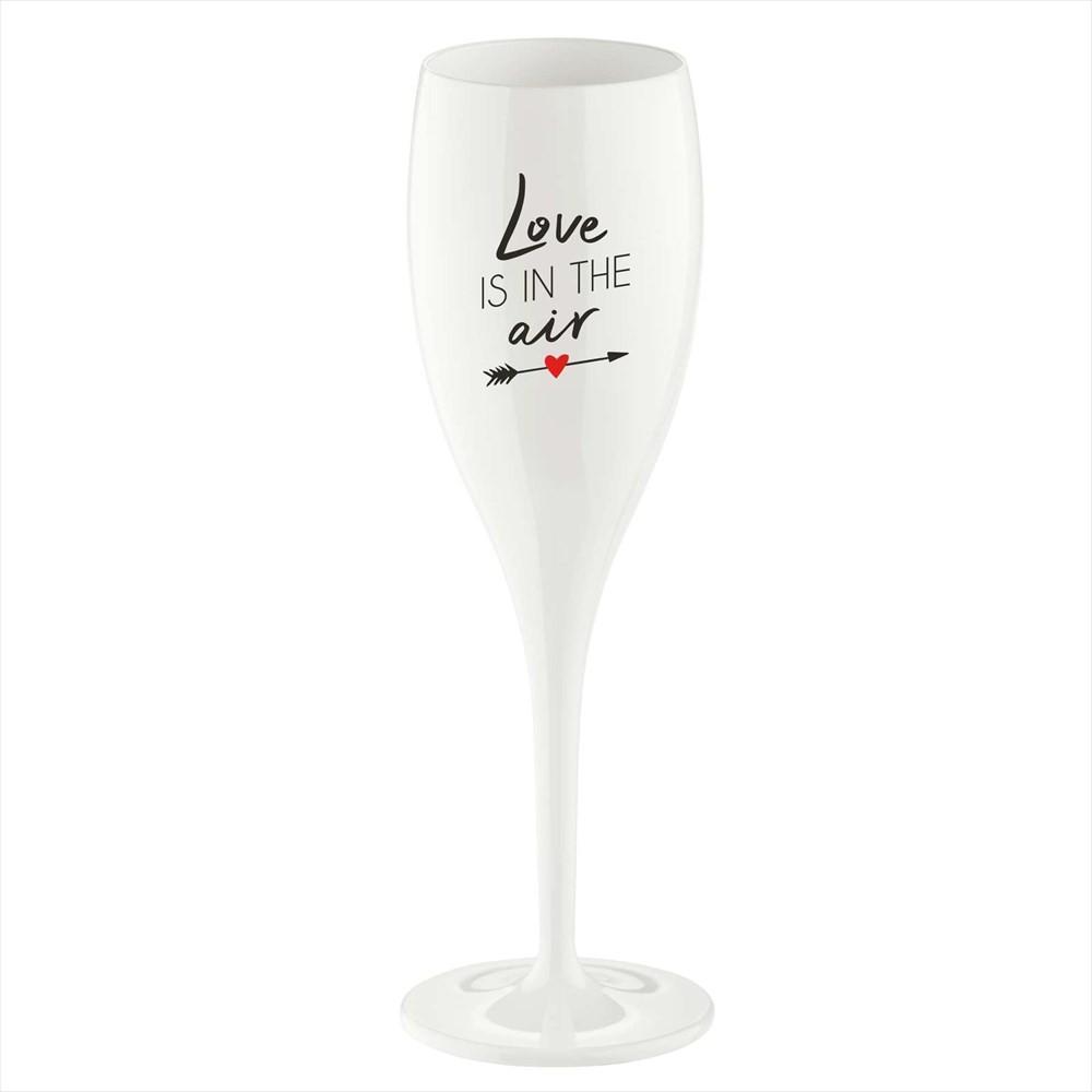 Koziol Champagneglas Love 6-pack