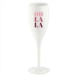 Koziol Champagneglas Oh La La 6-pack