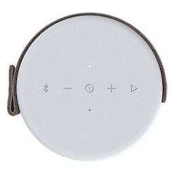 Kreafunk Högtalare Bluetooth aMAJOR White