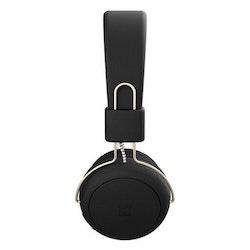 Kreafunk Hörlurar On-Ear aWEAR Black Edition