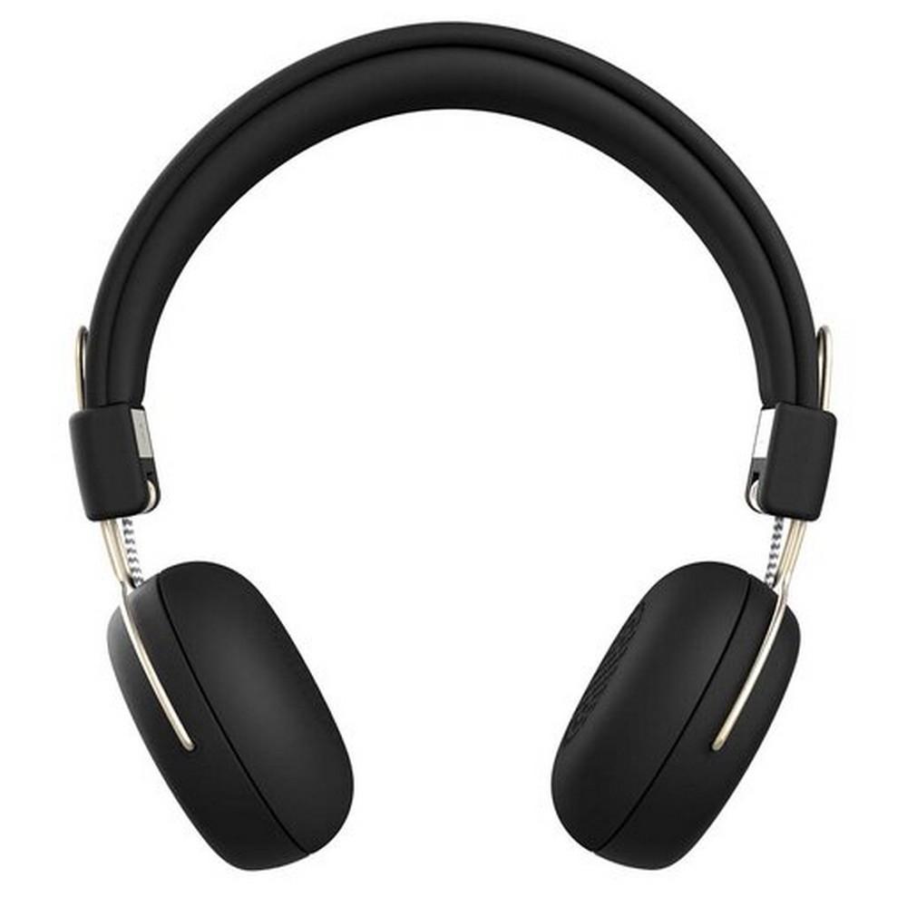 Kreafunk Hörlurar On-Ear aWEAR Black