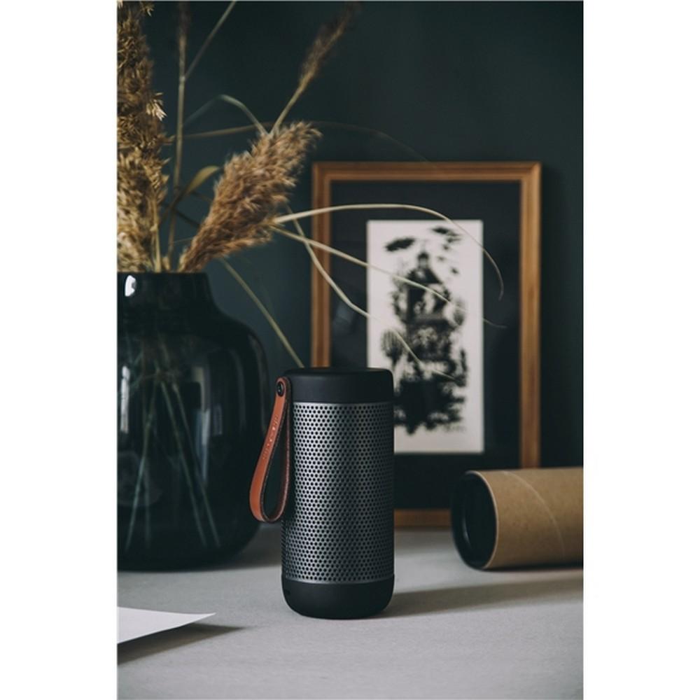 Kreafunk Högtalare Bluetooth aCOUSTIC Black Edition