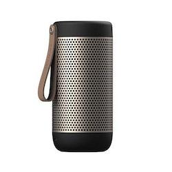 Kreafunk Högtalare Bluetooth aCOUSTIC Black