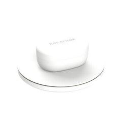 Kreafunk Hörlurar In-Ear aBEAN White