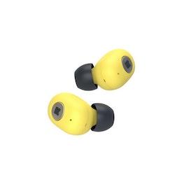 Kreafunk Hörlurar In-Ear aBEAN Fresh Yellow