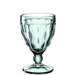 Leonardo Rödvinsglas BRINDISI Grön 6-pack