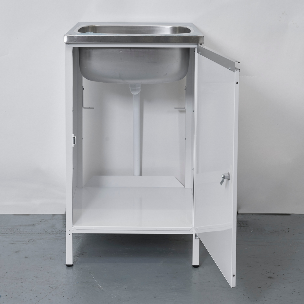 Contura Steel Tvättbänk CAB 5 Vit