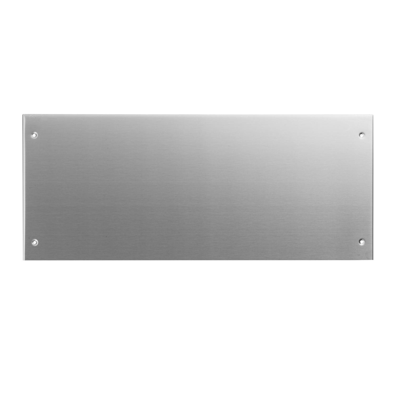 Contura Steel Stänkplåt till Arbetsbänk 8x5