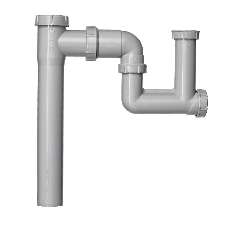 Contura Steel Vattenlås för enkellåda
