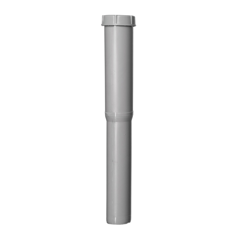 Contura Steel Vattenlås Teleskoprör