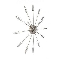 NeXtime Väggklocka Plug Inn 58 Silver