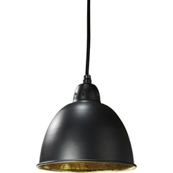 PR Home Fönsterlampa Chicago Svart