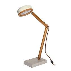 Mr. Wattson Skrivbordslampa Hipp LED Vintage White