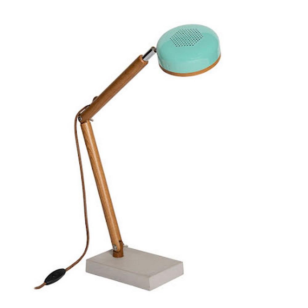 Mr. Wattson Skrivbordslampa Hipp LED Tiffany Green