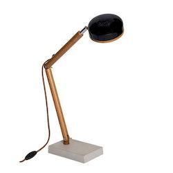 Mr. Wattson Skrivbordslampa Hipp LED Fashion Black