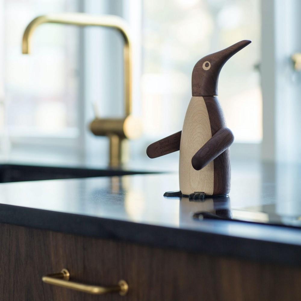 Spring Copenhagen Saltkvarn The Salt Penguin