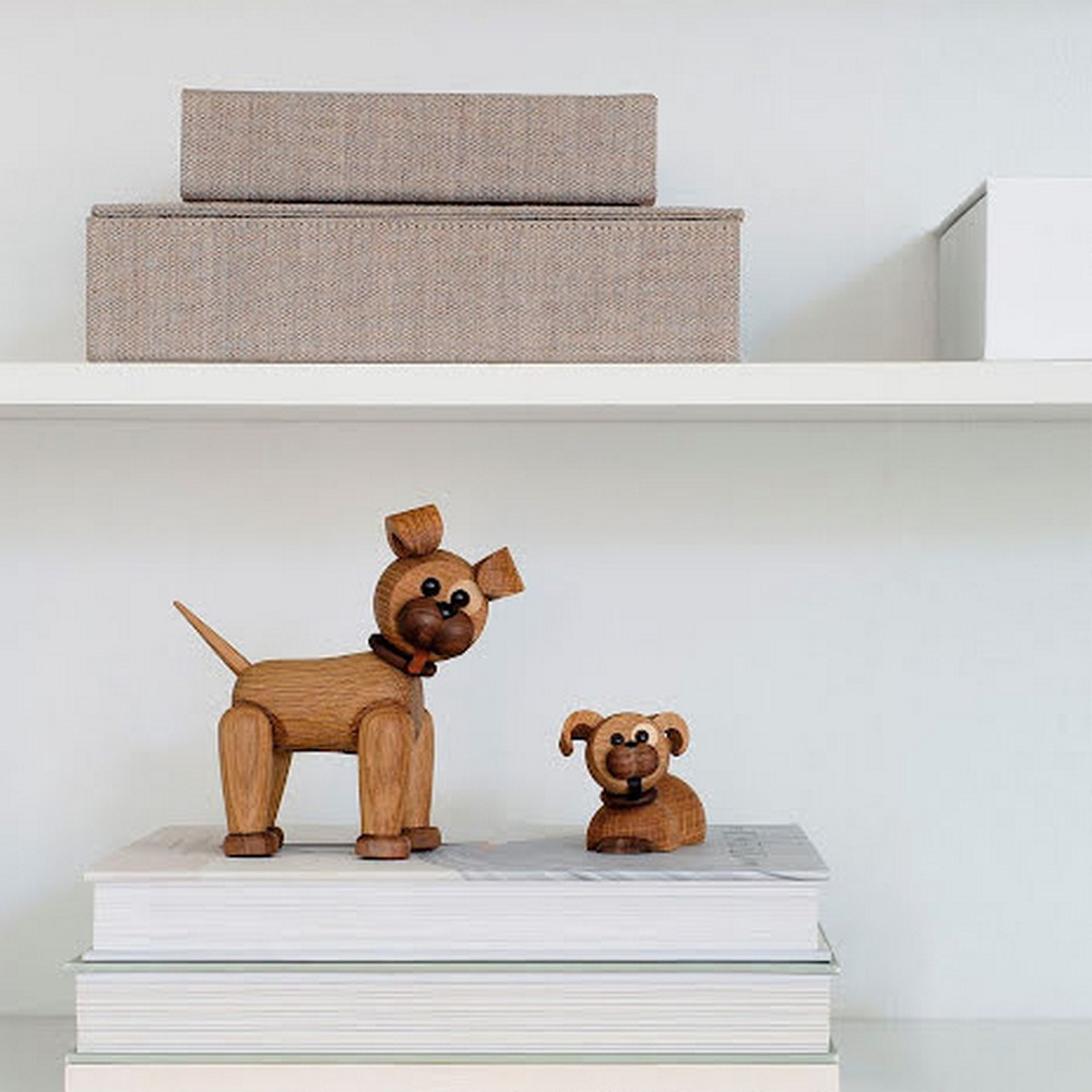 Spring Copenhagen Dekorationshund Coco