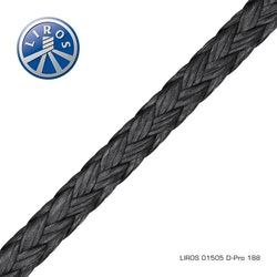 Liros D-Pro Black Deep Black 20m