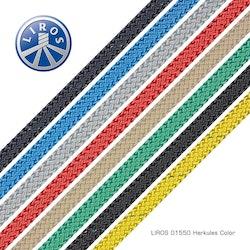 Liros Dubbelflätad Lina Herkules Color
