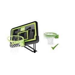 Exit Toys Väggmonterad Basketkorg Galaxy Black Edition