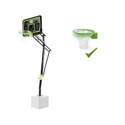 Exit Toys Markmonterad Basketkorg Galaxy Black Edition