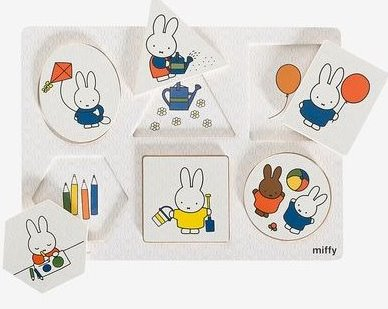 Miffy Pussel 1+