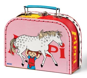 Pippi Långstrump Micki Pippi väska rosa