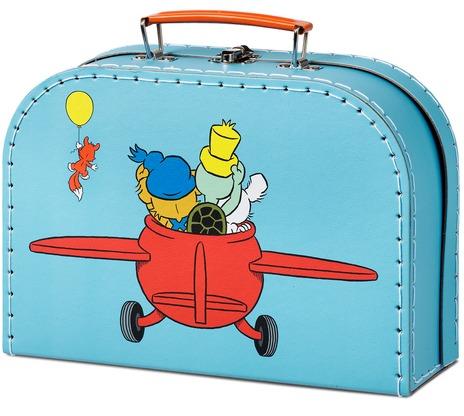 Micki Bamse väska ljusblå