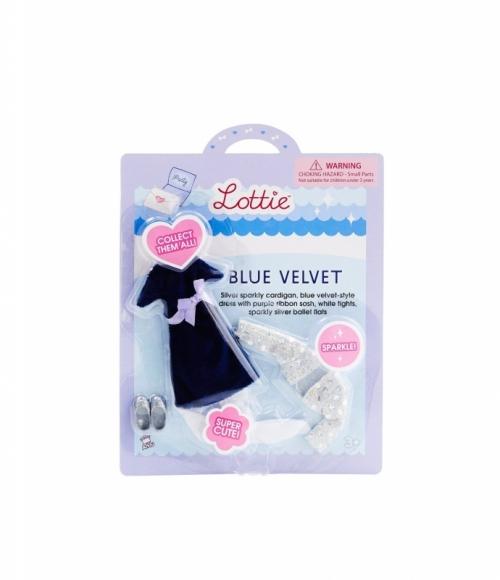 Lottie tillbehör Blue velvet