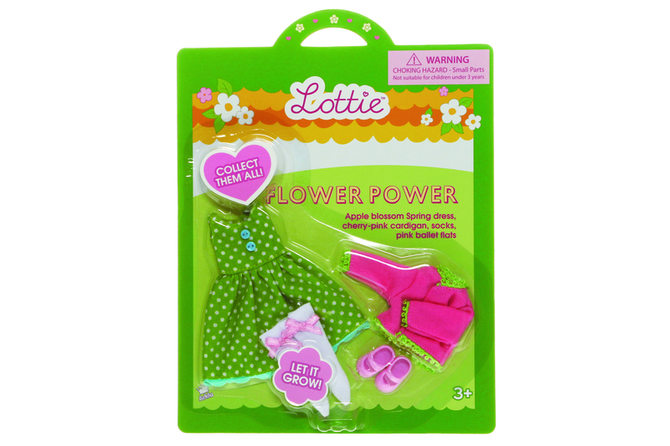 Lottie tillbehör Flower Power