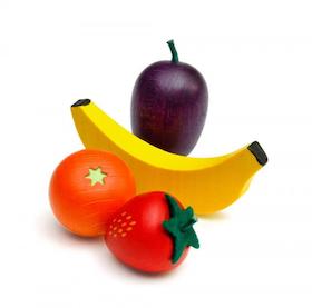 Erzi Plåtask frukter