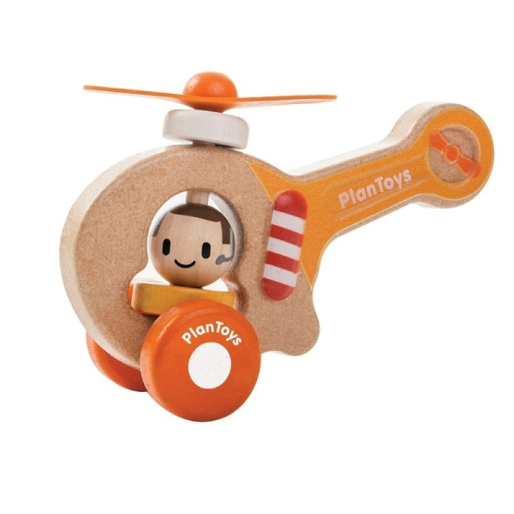 Plantoys Helikopter! 1+