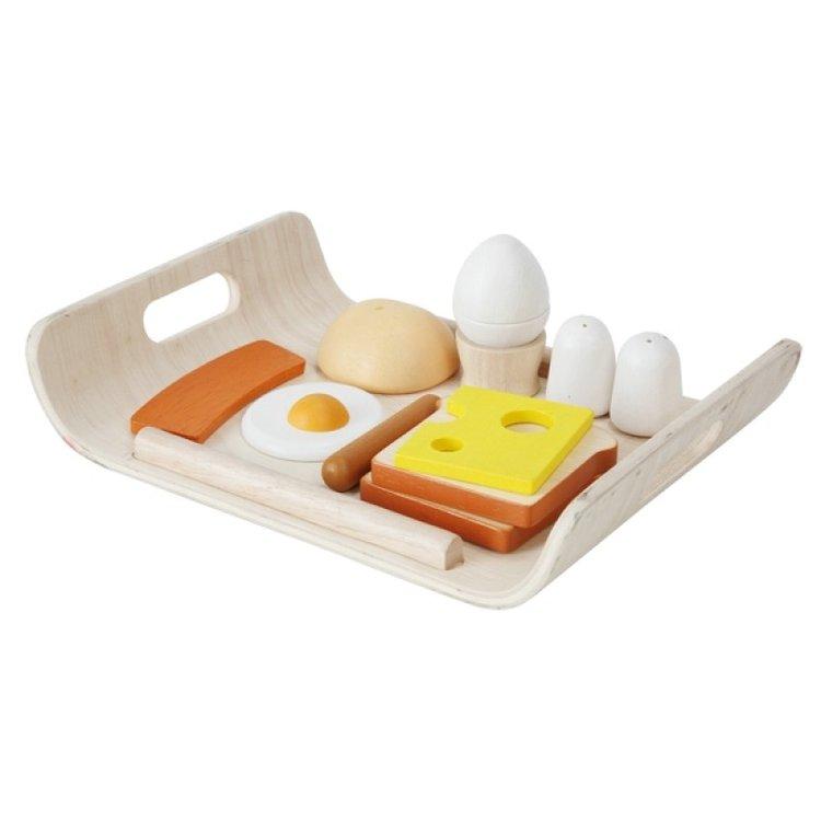 Plantoys Frukostmat 3+