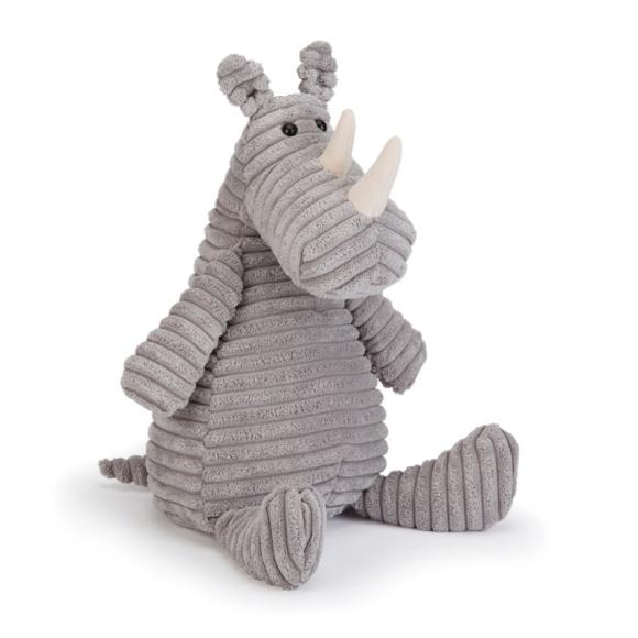 Jellycat cordy roy noshörning