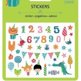 Djeco Kalasiga stickers 3+