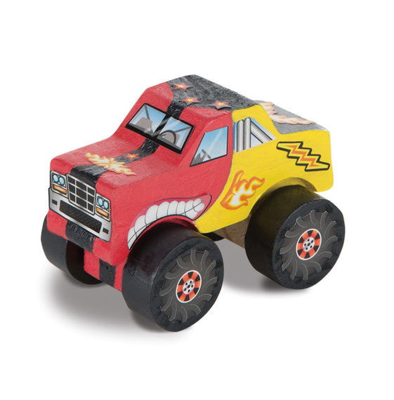 Monstertruck 4+