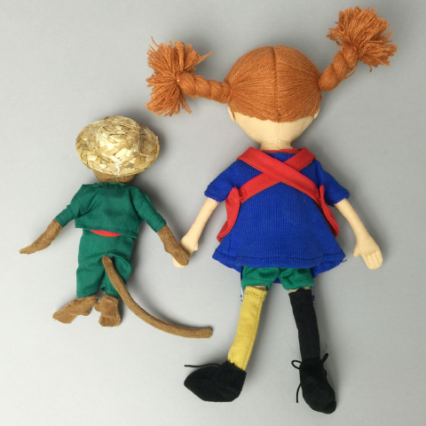 Pippi Långstrump och Herr Nilsson